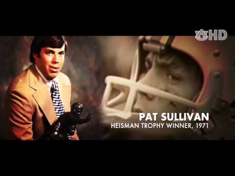 Auburn Honors Pat Sullivan