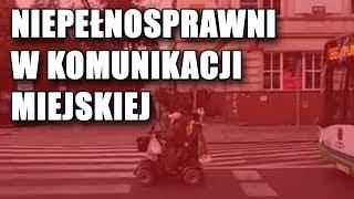 """""""Balbina"""" a PALĄCA kwestia pomocy niepełnosprawnym w komunikacji miejskiej!"""
