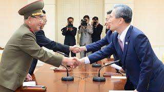 كوريا الجنوبية تقترح على جارتها الشمالية إجراء محادثات نادرة بهدف تخفيف التوتر