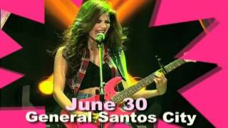 Annebisyosa No Other Concert in General Santos City!