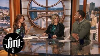 The Jump asks NBA to avoid secret ballots for All-Star draft | The Jump | ESPN