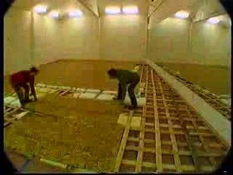 Bodies In Motion Dance Floor Construction
