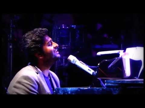 Arijit singh live HD - Pehla nasha medley - Love me thoda aur - Jeena jeena