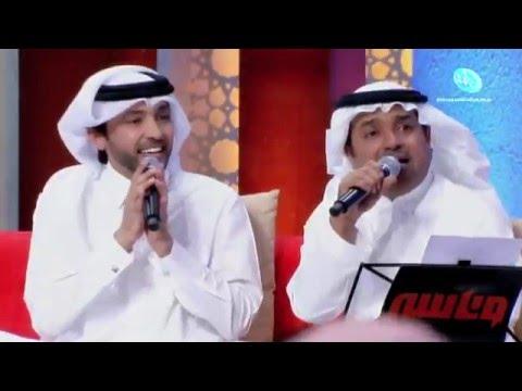 راشد الماجد و فهد الكبيسي - يا قل الزين (جلسات وناسه) | 2013