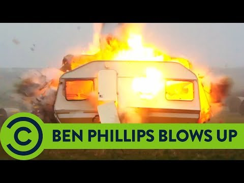 The Time Ben Phillips Accidentally Blew Up Poor Elliot | Comedy Central
