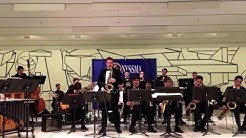 MOSAIC. NEW YORK ALL STATE JAZZ ENSEMBLE@ THE STATE CAPITAL CONVENTION CENTER 3/7/16