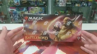 4am - Magic the Gathering Battlebond Booster Box Opening