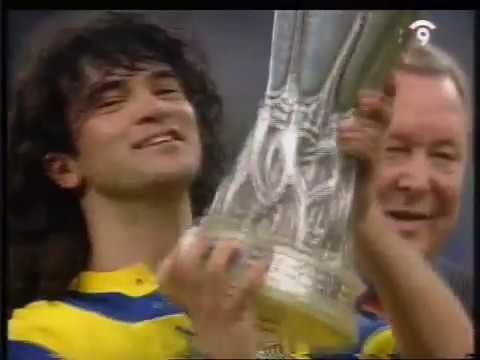 Juventus - Parma. UEFA Cup-1994/95. Final(2) (1-1)