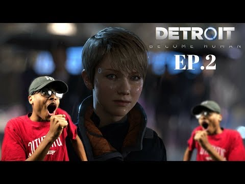 ANDROIDS STICK TOGETHER! | ImDontai Plays Detroit Become Human | EP.2