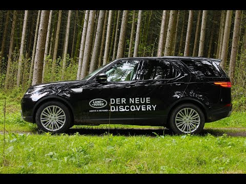 2017 Land Rover Discovery | REVIEW (German)