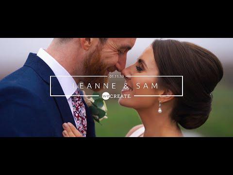 Leanne & Sam Wedding Film | King Arthur Hotel
