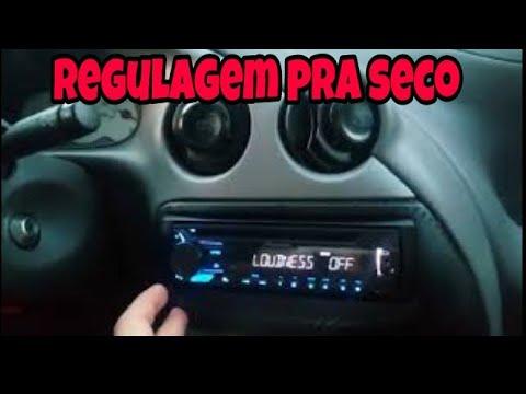 REGULAGEM RADIO PIONEER-WOOFER PANCADÃO(SEM CROSSOVER)