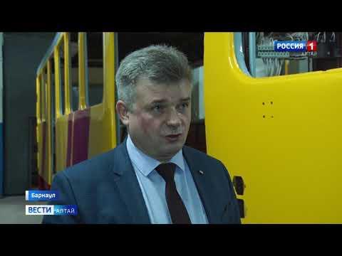 В Барнауле после реновации на маршрут выйдет 40-летний трамвай
