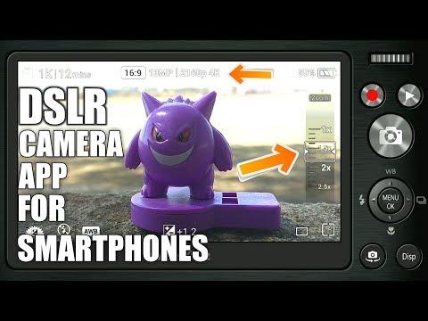 Lumio Cam - DSLR Camera App For Smartphones