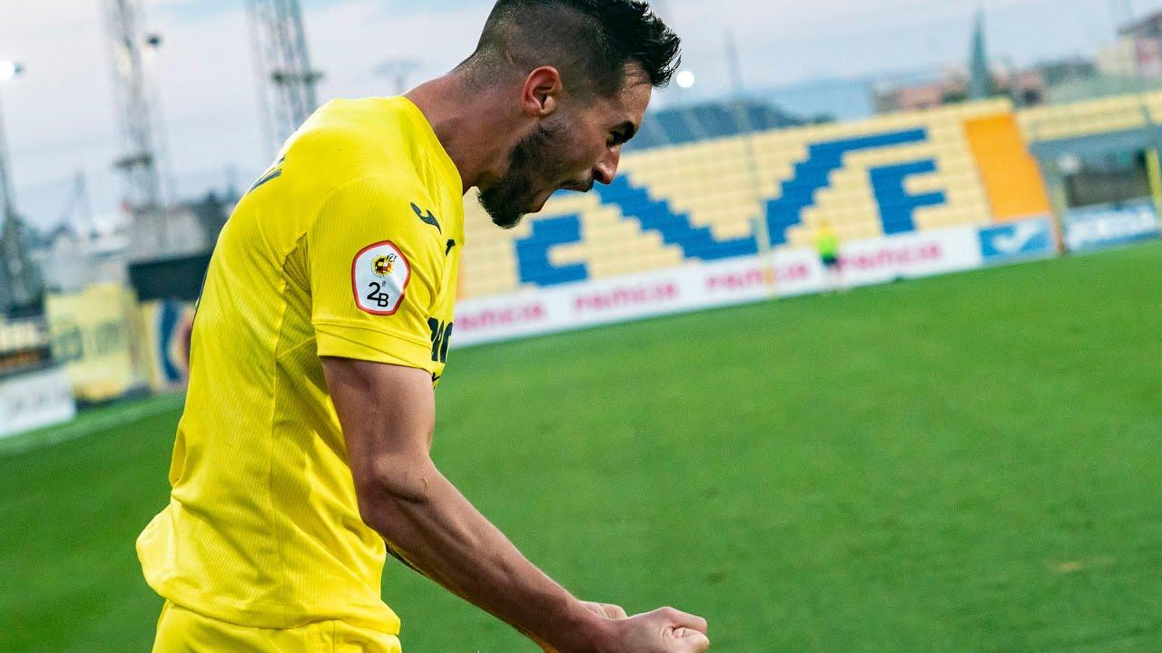 Resumen Villarreal B 3-0 CD Alcoyano
