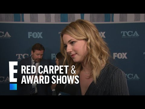 Is Emily VanCamp Getting Married in 2018?  E! Live from the Red Carpet