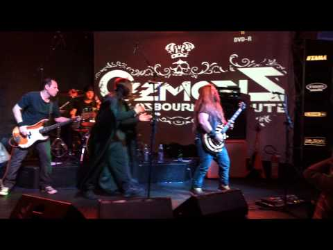 Ozzmosis - Mr.Crowley (Ozzy Osbourne Cover) (Manifesto Bar 08-11-2014)