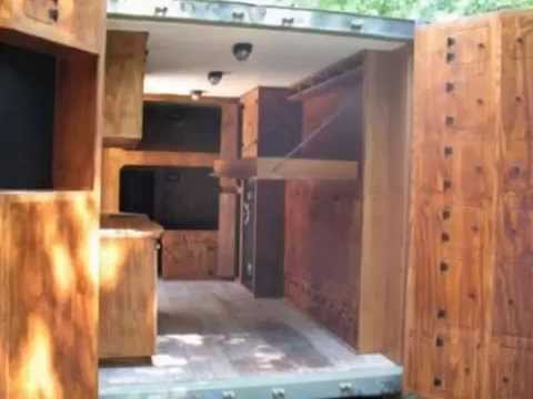 20 Steel Shipping Container Into Sleeps 6 Cabin My
