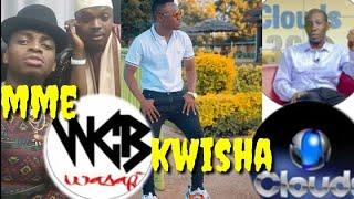 WASAFI WAIKALISHA CLOUDS FM:SHANGWE ZA  MBOSSO USIPIME  ....