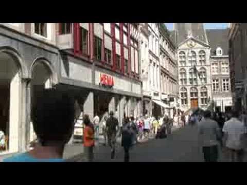 Rondleiding door Maastricht van Corné