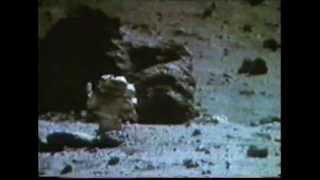 Apollo 16 House Rock
