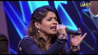 HARJIT SINGH & MISS POOJA SIZZLING PERFORMANCE IN VOICE OF PUNJAB CHHOTA CHAMP SEASON 5 I PTC PUNJAB