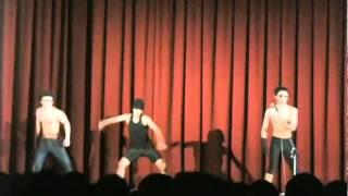 プリンケツプリンケツを学生時代に踊っていた