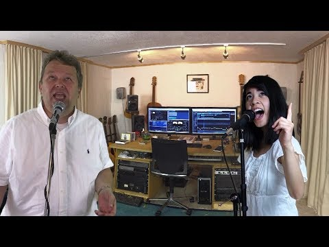 Guilty - Barbra Streisand & Barry Gibb (Cover by uwewilly)  sung by Adelynn Delarosa & uwewilly