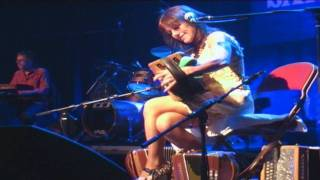 Sharon Shannon - Potholes -  Live  at the INEC, New Years Eve 2009