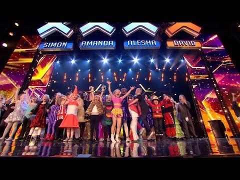 The First GOLDEN BUZZER for Flakefleet Primary School on Britain's Got Talent 2019