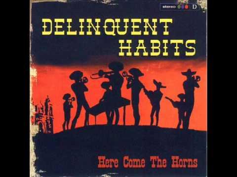 Delinquent Habits - Life is a Struggle