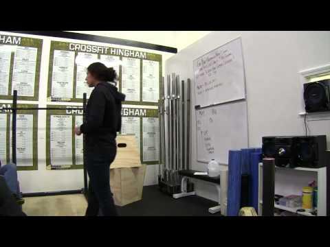 "CrossFit - ""Simple Nutrition: Part 3"" (Journal Preview)"