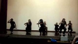 Omg - Usher ( coreografia ) .