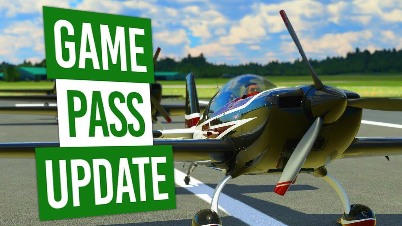 Xbox Game Pass Update | Microsoft Flight Simulator ...