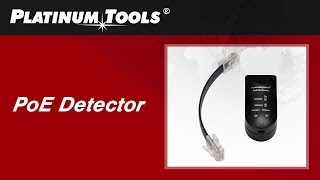 PoE Detector Video