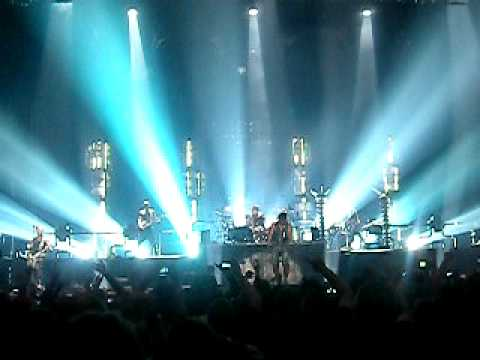 Rammstein Du Hast Live At Madison Square Garden Ny Youtube