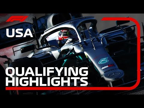 2019 United States Grand Prix: Qualifying Highlights