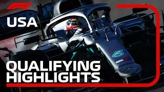 2019 United States Grand Prix: Qualifying Highlights