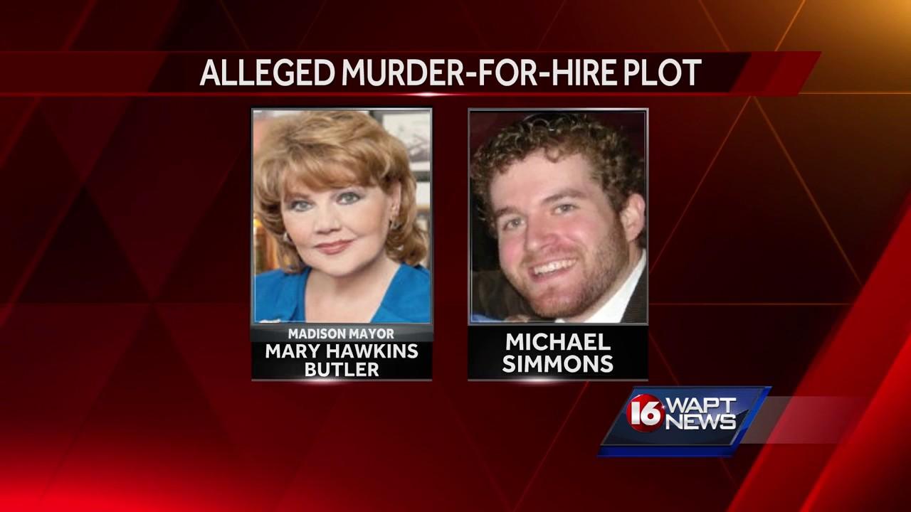 Warnock alleges murder-for-hire plot - YouTube