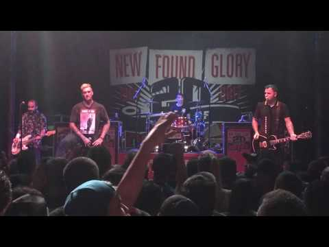 Boy Crazy  New Found Glory 20 Years of Pop Punk  at The Observatory  OC, CA 4222017