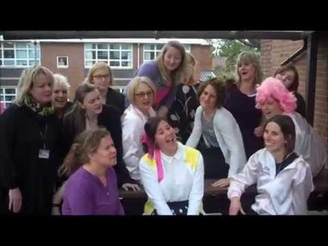 Bilton School Year 11 leavers 2014