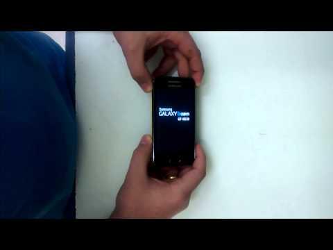 Dr.Celular - Samsung Beam i8530 - Hard Reset - Desbloquear - Resetar