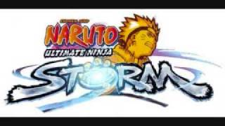 Naruto Ultimate Ninja Storm Soundtrack: Dream and Determination