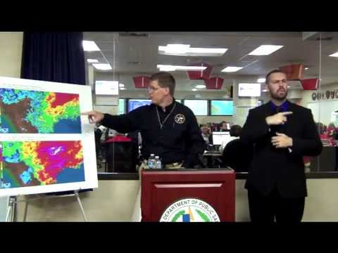 Standard Definition Version - Update on recent severe weather events in Texas