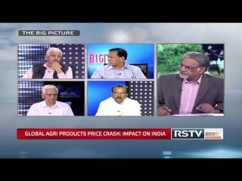The Big Picture - Global agri products price crash: Impact on India