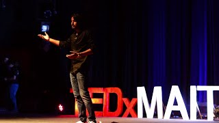 How to pave the path to your own success | Ashish Sharma | TEDxMAIT