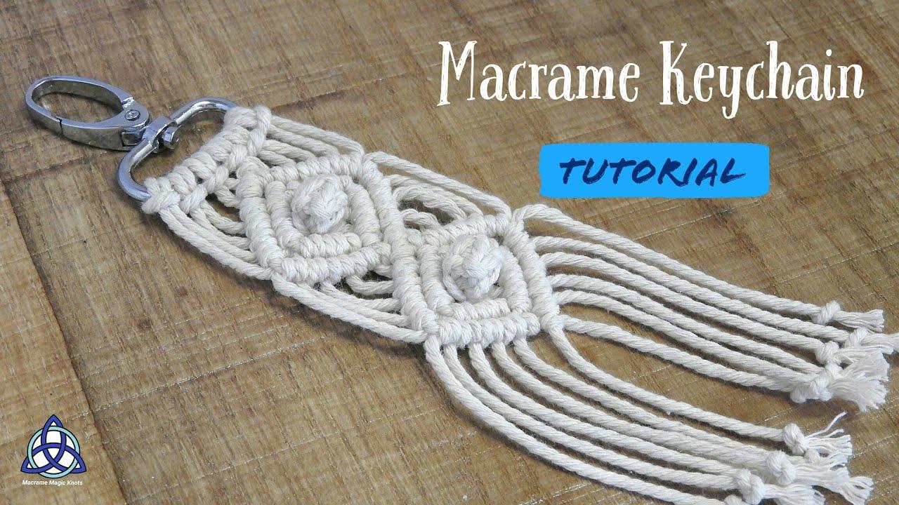 Simple Macrame Hanger