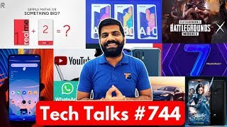 Tech Talks #744 Vivo V15 Pro, Realme 3 Launch, Mi9 Launch, Oneplus 7 Leaks, Galaxy S10, Huawei P30
