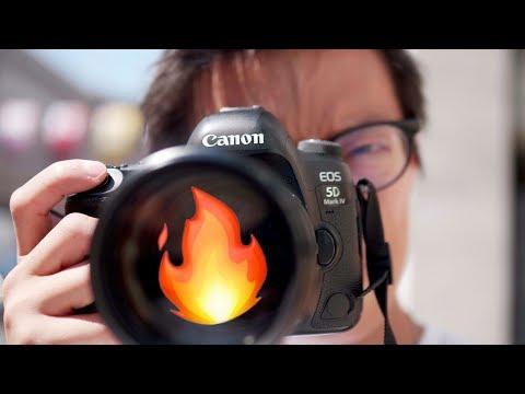 Top 5 Lenses For Canon Full Frame DSLRs