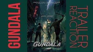 Gambar cover Gundala (2019) Official Video Teaser Reaction | Malaysia (HadamProject)